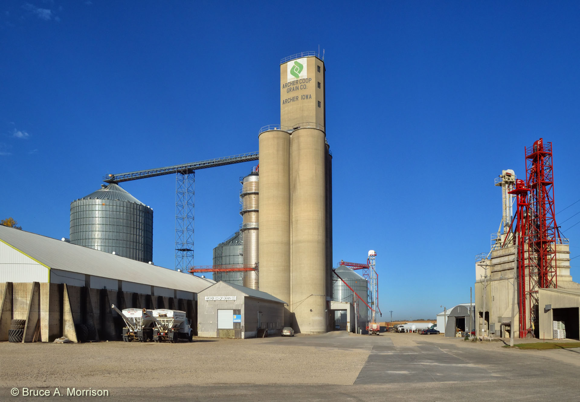 Ag Industry in Archer, Iowa