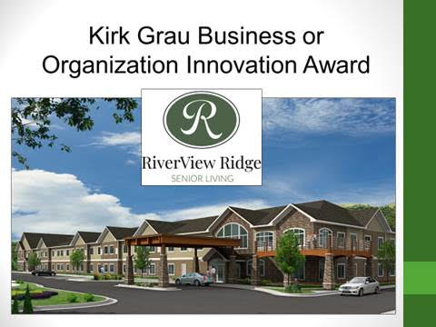 Graphic representation of new RiverView Ridge facility